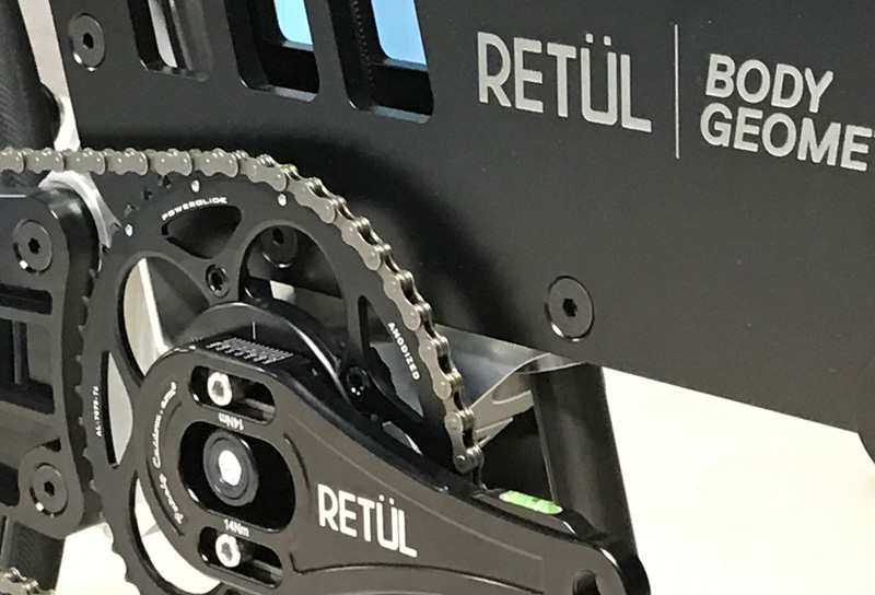 Retül Bike Fitting